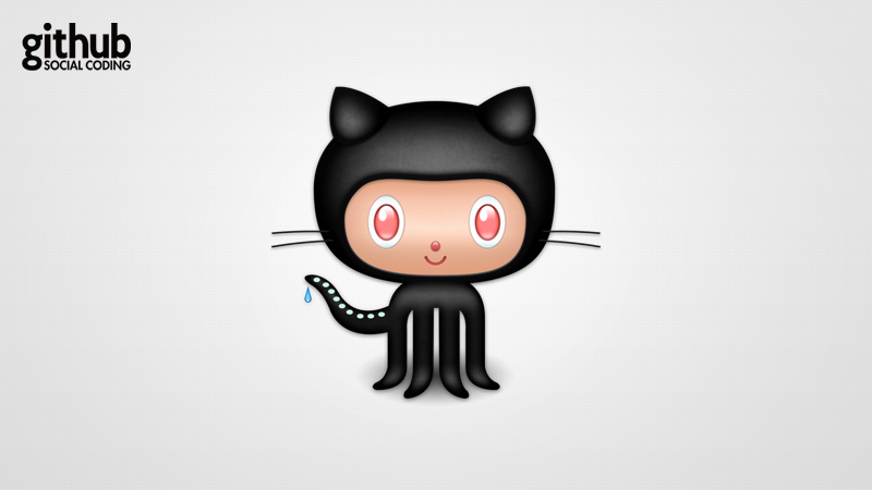 GutHub Octocat, by Side-7